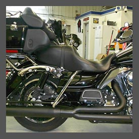 Custom Exhaust Systems | Drago's Bike Works